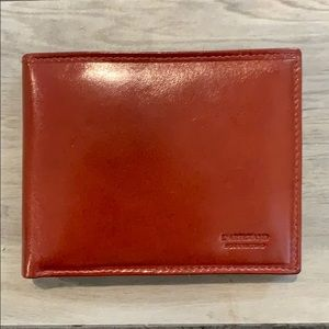 L'artigiano Sorrentino men's leather wallet